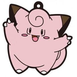 Porte-clés en caoutchouc Pokémon Rubber Mascot 4 Melofee