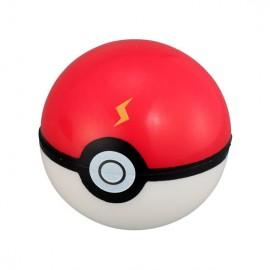 Balle anti stress Pokémon en forme de Pokéball de Pikachu