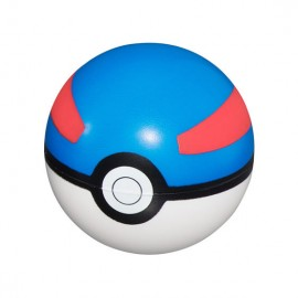 Balle anti stress Pokémon en forme de Super Ball