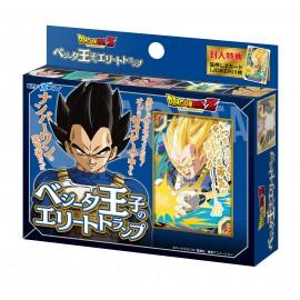 Cartes à jouer Dragon Ball Z Vegeta