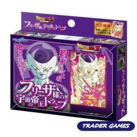 Cartes à jouer Dragon Ball Z Freezer