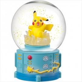 Boule à neige Pokémon Snow Slow Life Pikachu