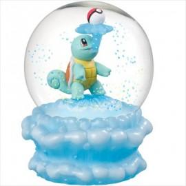 Boule à neige Pokémon Snow Slow Life Carapuce
