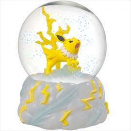 Boule à neige Pokémon Snow Slow Life Voltali