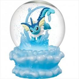 Boule à neige Pokémon Snow Slow Life Aquali