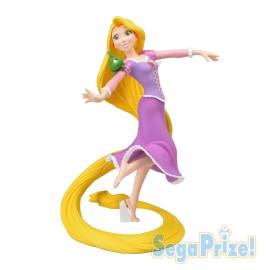 Figurine Disney Princess Super Premium Figure Raiponce & Pascal