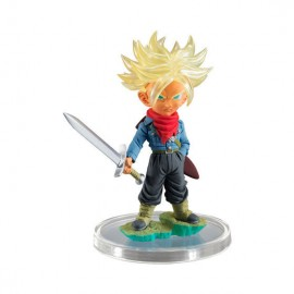 Figurine Dragon Ball Super Ultimate Grade (UG) 07 Trunks du Futur Super Saiyan (Mirai)