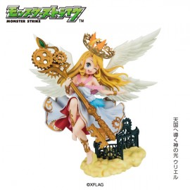 Figurine Monster Strike Selection Vol.3 Tengoku e Michibiku Kami no Hikari Uriel