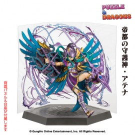 Figurine Puzzle & Dragons DX Figure Vol.4 Teito no Shugoshin Athena