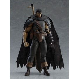 Figurine Berserk Figma Guts Black Swordsman Version Repaint Edition