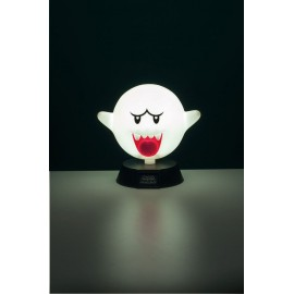Lampe veilleuse 3D Super Mario Bros Boo