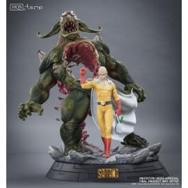 Statuette en résine One Punch Man HQS Saitama