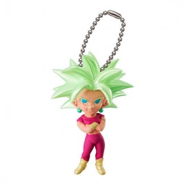 Porte-clés figurine Dragon Ball Super Ultimate Deformed Mascot Burst 30 Kefla Super Saiyan