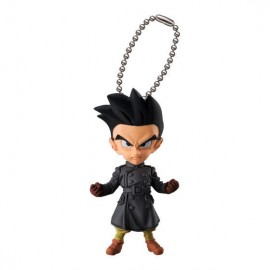 Porte-clés figurine Dragon Ball Super Ultimate Deformed Mascot Burst 30 Xeno Sangoten