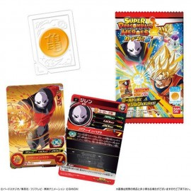 Boite de 20 cartes + bonbons Super Dragon Ball Heroes Card Gumi 5