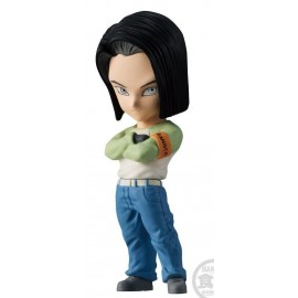 Figurine Dragon Ball Adverge Vol.6 Android 17 (C-17)