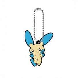 Porte-clés en caoutchouc Pokémon Rubber Mascot 7 Négapi