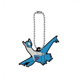 Porte-clés en caoutchouc Pokémon Rubber Mascot 7 Latios