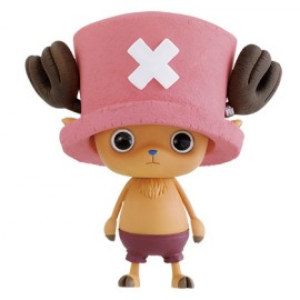 Figurine One Piece Creator X Creator TonyTony Chopper chapeau rose