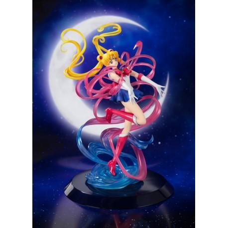 Figurine Sailor Moon Figuarts Zero Chouette Sailor Moon