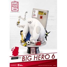 Figurine Disney D-Select Diorama Les Nouveaux Héros