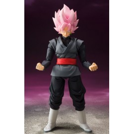 Figurine Dragon Ball Z S.H.Figuarts Goku Black Super Saiyajin Rosé